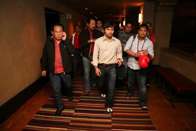 Manny Pacquiao elected Congressman of Saranggani City Philippines