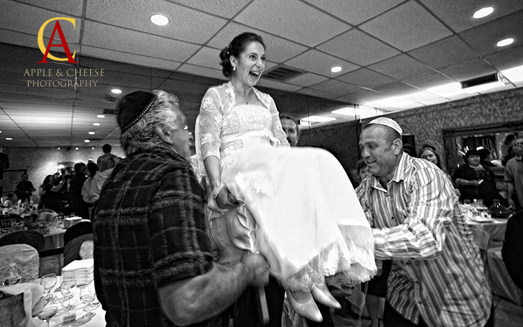 Robert and Nadia Jewish Wedding at Classic Raphy's North Hollywood CA