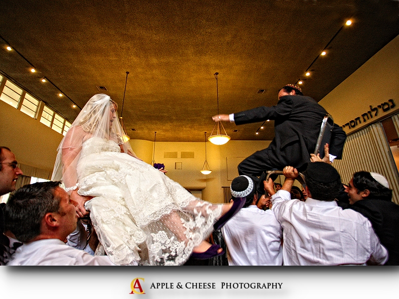 Richard and Tracy!! - Temple Menorah Wedding, Redondo Beach, CA