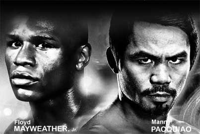 Mayweather vs Mosley Boxing Fight